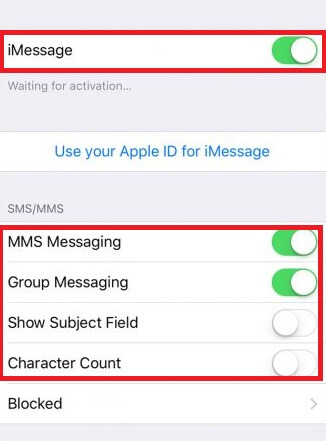 How to Fix iPhone Not Receiving Texts from Android – iMobie