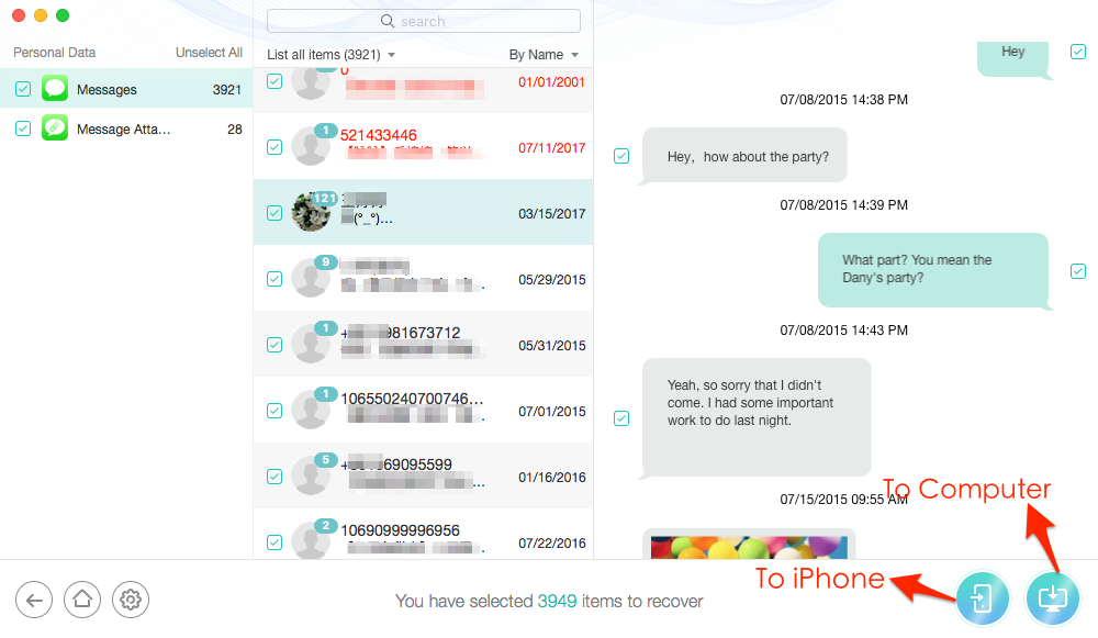 iPhone Text Messages/iMessages Disappeared? Get ... - Free