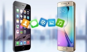 Transfer Data from iPhone to Samsung