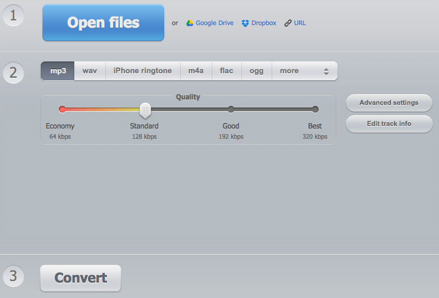 Convert iPhone Voice Memo to MP3 – Step 4