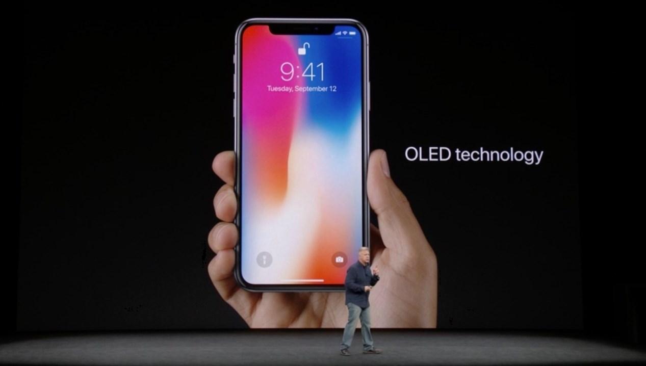 iPhone X OLED Technology