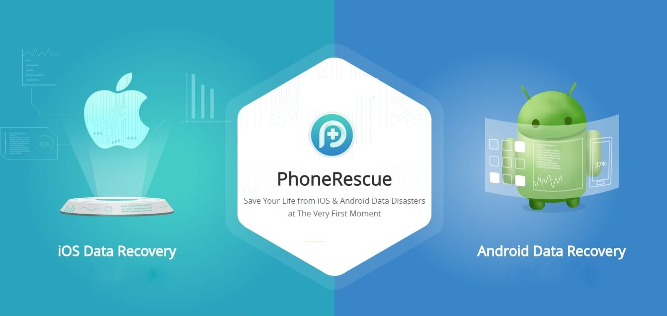 Is PhoneRescue Free – Screen Overview