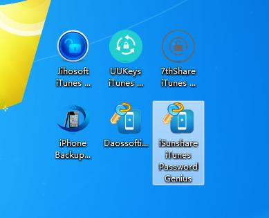 Downloaded iSunshare to my Windows computer