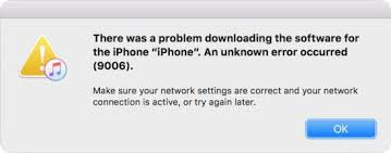 Solved] How to Fix: iTunes Error 9006 with 6 Ways