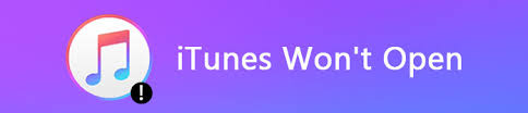 Fix: iTunes Won't Open