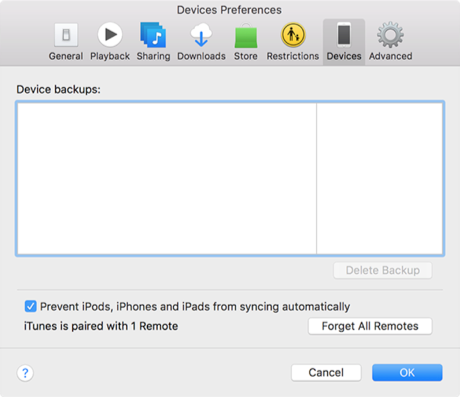 Fix: iTunes Keeps Opening - Disable Automatic Sync in iTunes