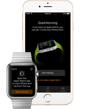 Set Up and Pair Apple Watch with iPhone