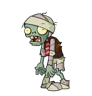 New Characters in Plants vs. Zombies 2: Mummy