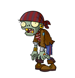 New Characters in Plants vs. Zombies 2: Pirate