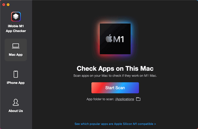 Apple M1 Compatibility Checker for Mac and iPhone Apps