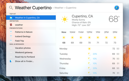 OS X El Capitan Problems and Solutions - Spotlight Privacy Issues