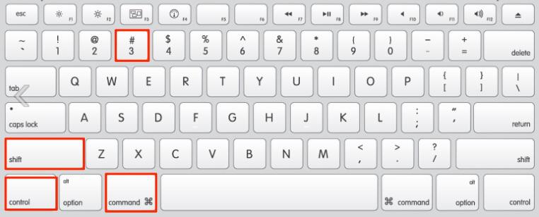 How to Print Screen on Mac - Print Screen to Clipboard on a Mac