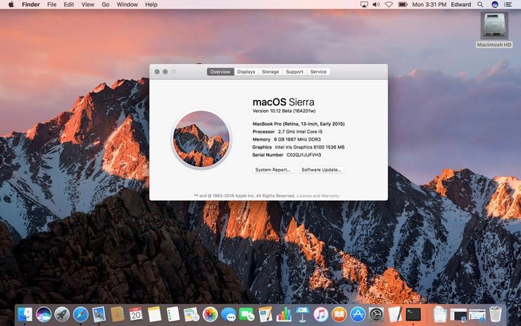 macOS Sierra – iMobie Wiki Page – Preview