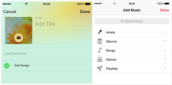 How to Make and Share a Playlist in Apple Music – Step 5