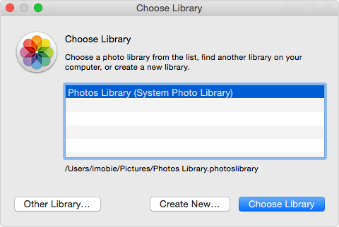 How to Migrate iPhoto Library to Photos on Mac