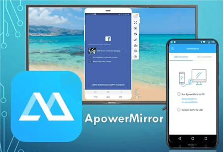 How to Mirror Android to a TV via ApowerMirror