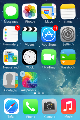 how to move app icons on iphone how to move app icons and add web pages on home screen 7402