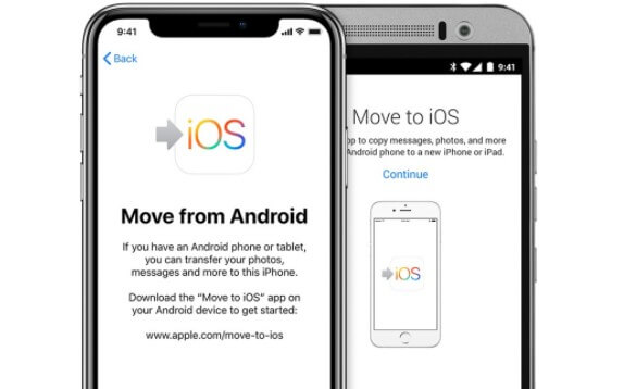"""How to Fix Move to iOS """"Unable to Migrate"""""""