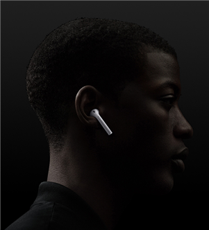Hear your messages using AirPods Image Credit: Apple.com
