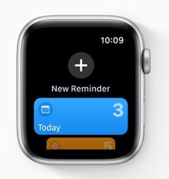 New Reminders App