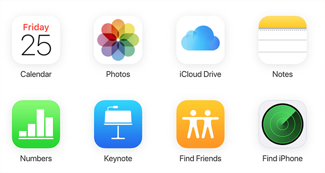 Access Your iPhone Settings on iCloud