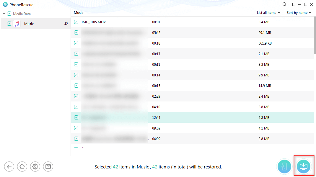 Download Music to Computer
