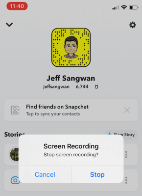 Play and Record the Video