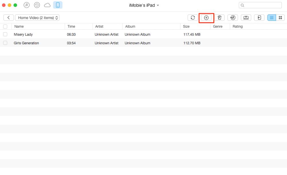 Play MKV Files on iPad