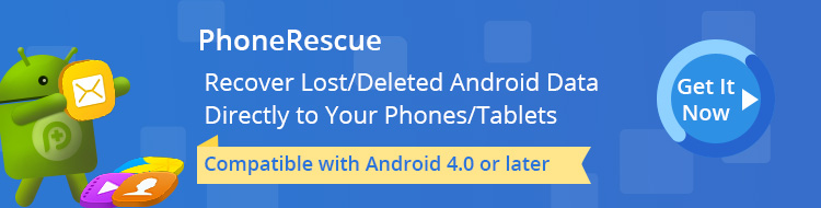 Recover Deleted Call Log on Samsung Galaxy S7/S8/S9/S10/J7/Note