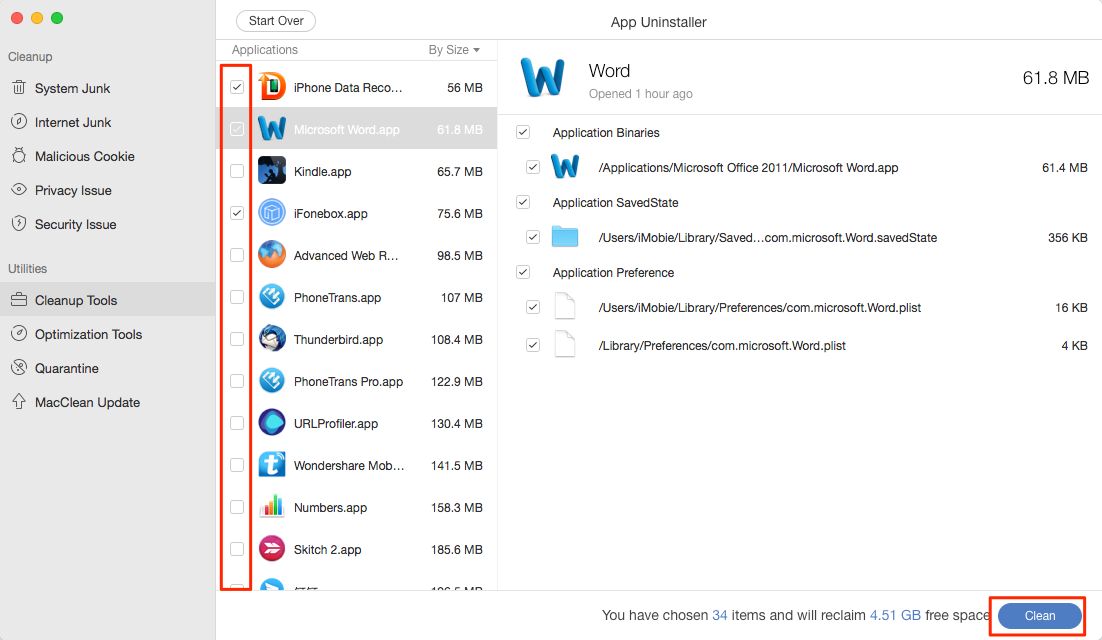 Prepare for El Capitan – Remove Old & Useless Apps
