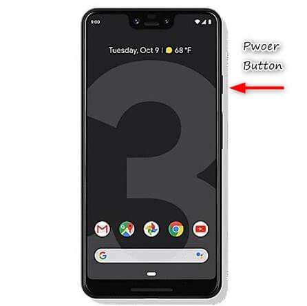 Safe Mode on Pixel Phones