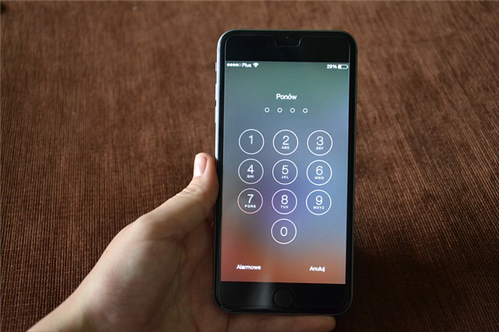 Use a strong passcode on your iPhone