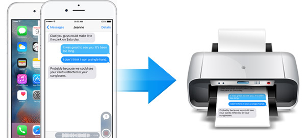 How to Print iCloud Text Messages