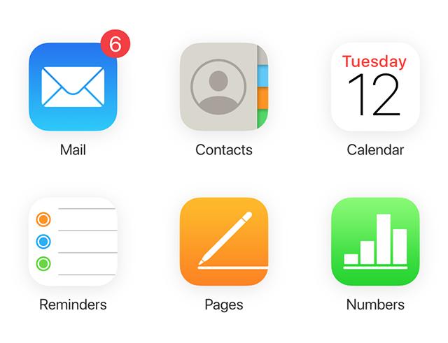 Access iPhone calendar on the web