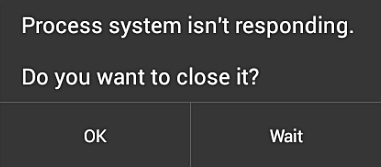 How to Fix Process System Isn't Responding on Android