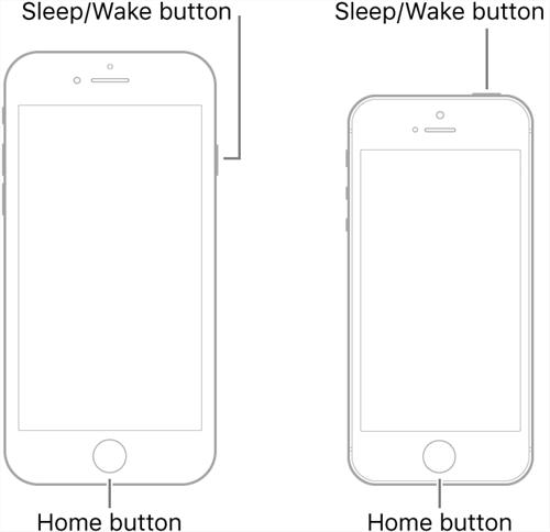 Access DFU Mode on Older iPhones