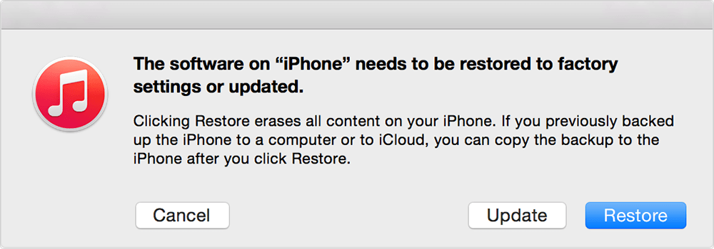 How to Get Your iPhone Out of Recovery Mode