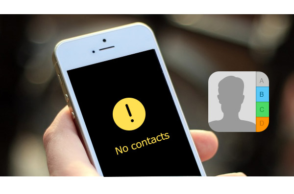 Transfer Contacts from iPhone to iPhone Directly