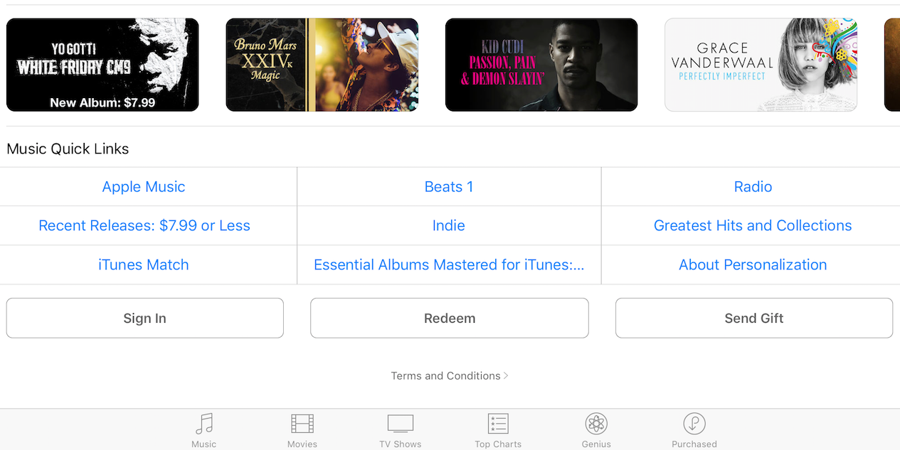 Guide] How to Redeem iTunes Gift Card on iPhone/iPad