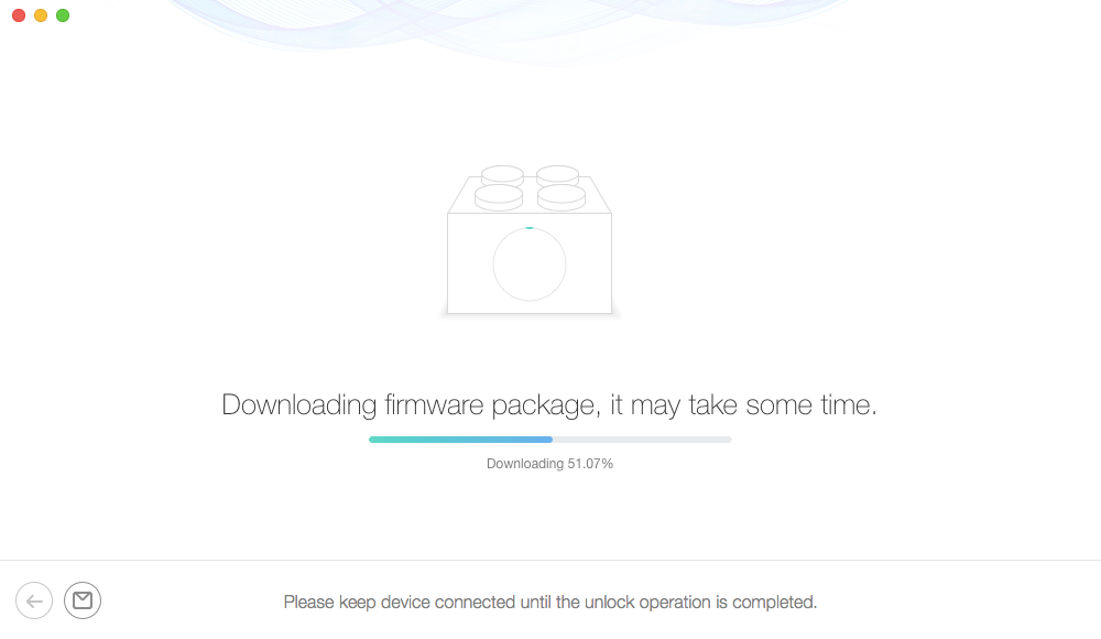 Downloading iPhone Firmware