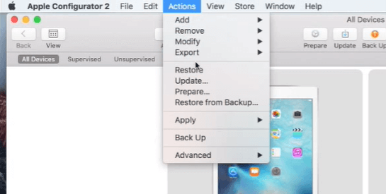 Remove Supervision from iOS Device