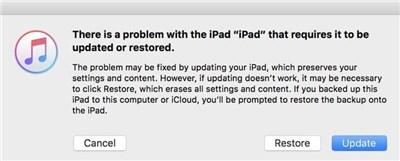 Update iPadOS