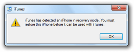 Restore Your iPhone with iTunes