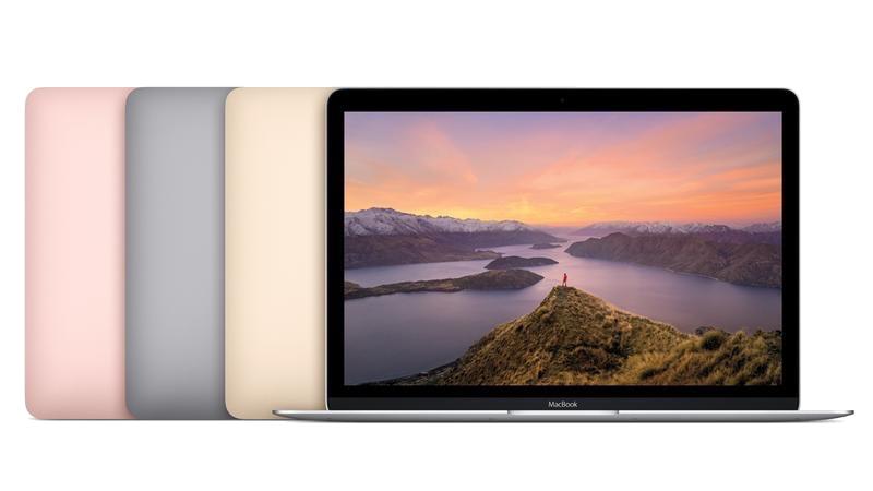 Retina MacBook 12 Inch Model - Preview