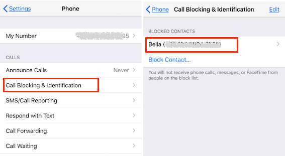 Unlock Text Messages on iPhone - Step 2