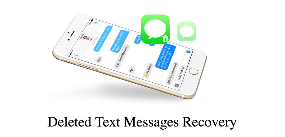 How to Recover Deleted Text Messages on iPhone 8/X
