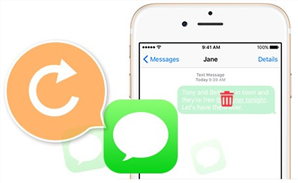 How to Retrieve Deleted Text Messages on iPhone
