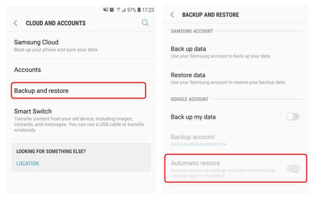Get Messages Back After Factory Reset From Android Backup