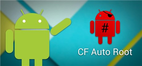 Root Samsung With CF Auto Root