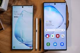 Samsung Note 10 - Software